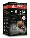 Podista Intenso Coffee Pods (20pk)