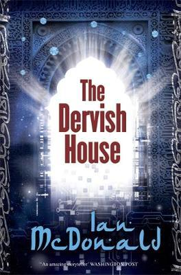 The Dervish House by Ian McDonald image