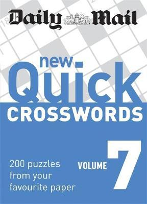 The Daily Mail: New Quick Crosswords 7