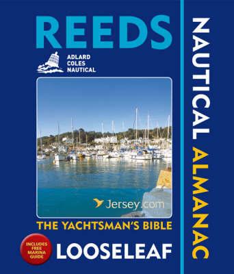 Reeds Looseleaf Nautical Almanac by Andy Du Port
