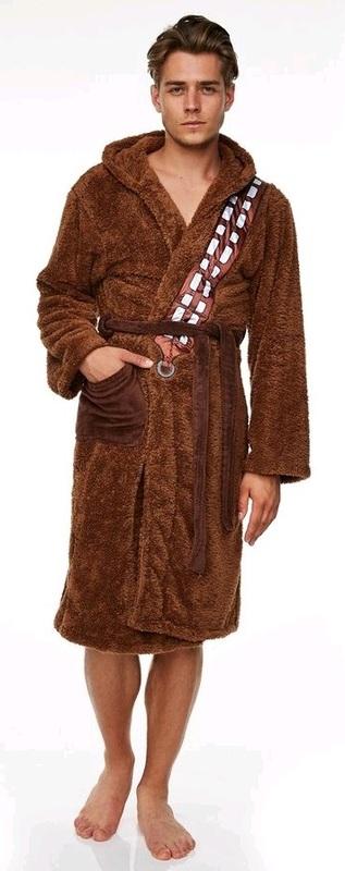 Star Wars: Hooded Bathrobe - Chewbacca