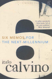 Six Memos for the Next Millennium by Italo Calvino image