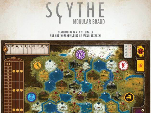 Scythe: Modular Board - Expansion