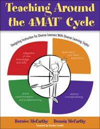 Teaching Around the 4MAT (R) Cycle by Bernice McCarthy image