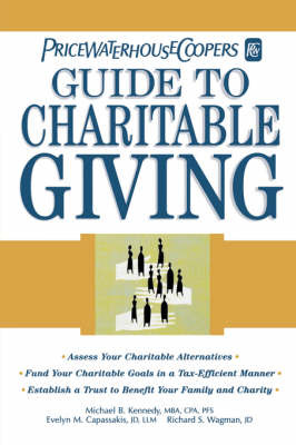 PricewaterhouseCoopers Guide to Charitable Giving by Pricewaterhousecoopers Llp image