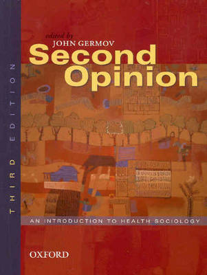 Second Opinion: An Introduction to Health Sociology image