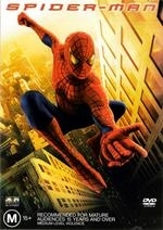 Spider-Man (Single Disc) on DVD