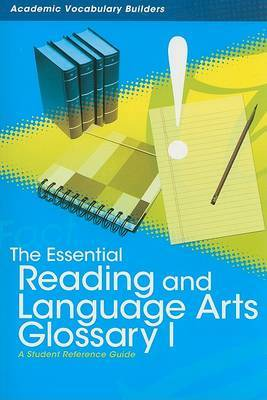 Essential Reading and Language Arts Glossary 1 by Red Brick Learning image