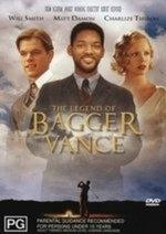 The Legend Of Bagger Vance on DVD
