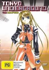 Tokyo Underground - Vol. 2: Irruption on DVD