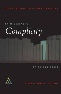 "Iain Banks's ""Complicity"" by Cairns Craig image"