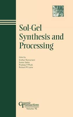 Sol-gel Synthesis and Processing image
