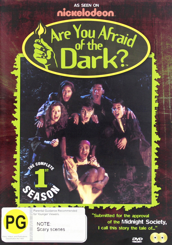 Are You Afraid Of The Dark? - Season One on DVD