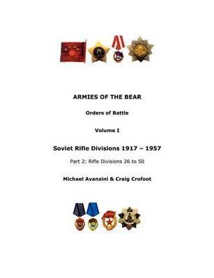 Armies of the Bear by Michael Avanzini