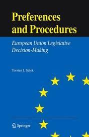 Preferences and Procedures by Torsten J Selck