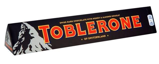 Toblerone Dark (360g) image