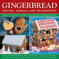 Gingerbread by Joanna Farrow