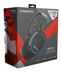 SteelSeries Arctis 5 Wired Gaming Headset (Black) for PC Games image