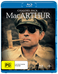 MacArthur on Blu-ray