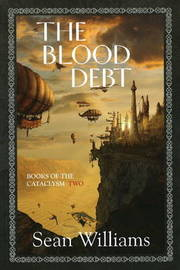 Blood Debt by Sean Williams image