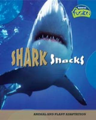Shark Snacks Big Book by Louise Spilsbury image