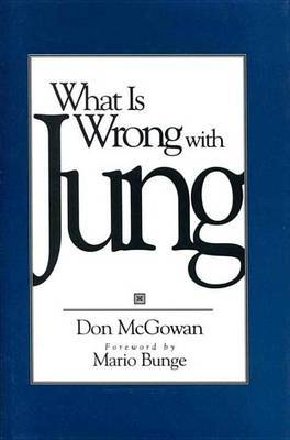 What Is Wrong With Jung? by Don McGowan image