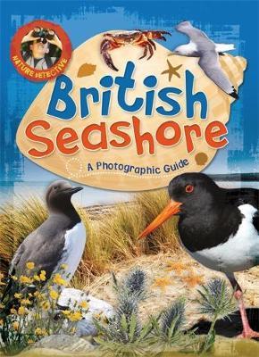 Nature Detective: British Seashore by Victoria Munson image
