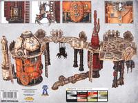 Warhammer 40,000 Sector Mechanicus: Promethium Refinery image