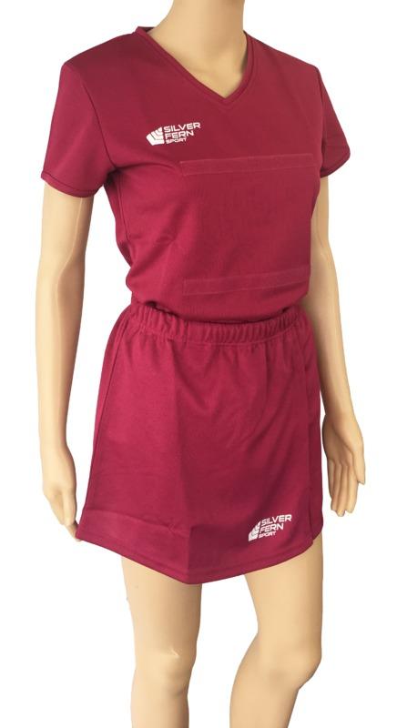 Buy Silver Fern - Netball Skirt at Mighty Ape Australia