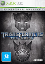 Transformers Cybertron Edition for Xbox 360