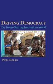Driving Democracy: Do Power Sharing Institutions Work? by Pippa Norris