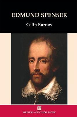 Edmund Spenser by Colin Burrow image
