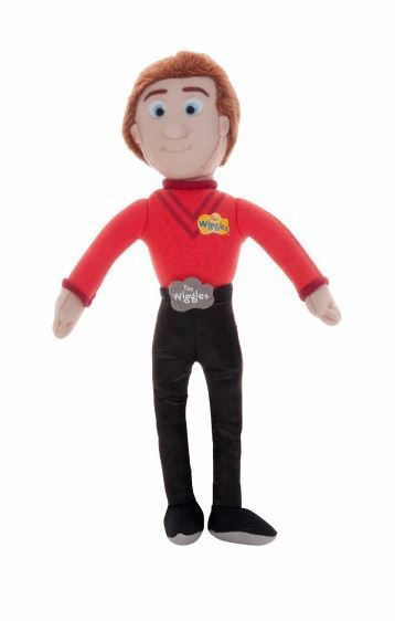 The Wiggles: Mini Soft Toy - Simon