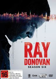 Ray Donovan: Season 6 on DVD
