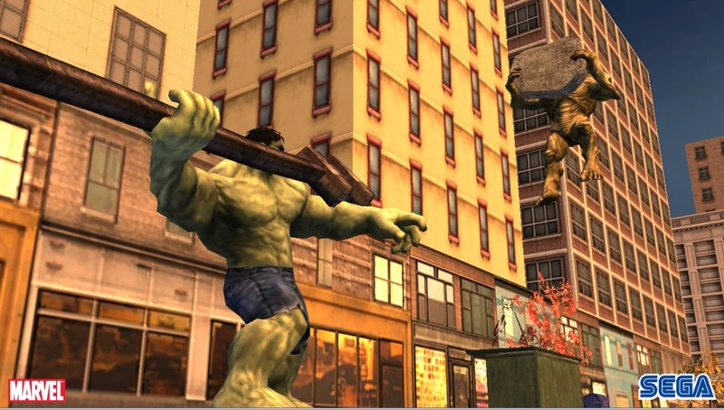 The Incredible Hulk for Nintendo Wii image