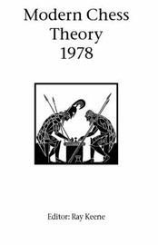 Modern Chess Theory 1978 image