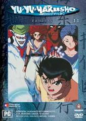 Yu Yu Hakusho: Ghost Files - Vol 11: Fairplay on DVD