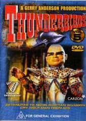 Thunderbirds Vol 5 on DVD