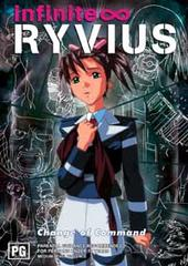 Infinite Ryvius - Vol 4: Change Of Command on DVD