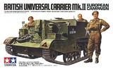 Tamiya British Universal Carrier MkII 1/35 Model Kit
