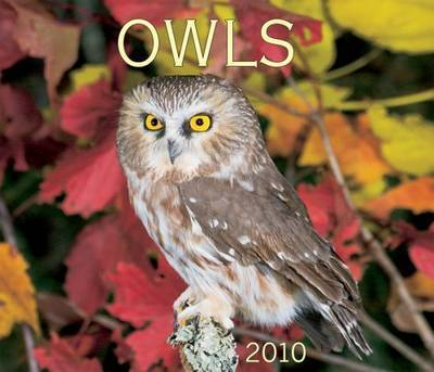 Owls 2010 by Firefly Books