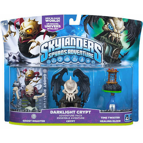 Skylanders Spyros Adventure Darklight Crypt All Formats