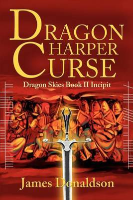 Dragon Harper Curse by James Donaldson image