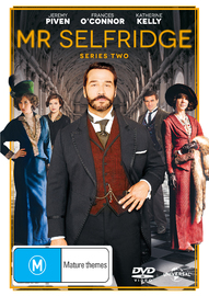 Mr Selfridge - Series 2 on DVD