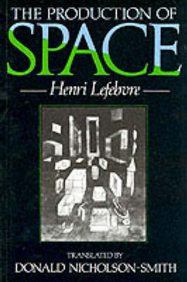 The Production of Space by Henri Lefebvre image