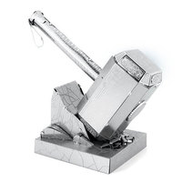 Marvel Thor Hammer Metal Earth Model Kit
