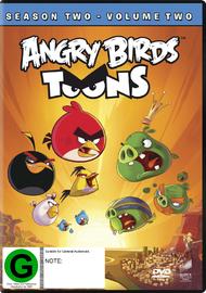 Angry Birds Toons - Season 2: Volume 2 on DVD