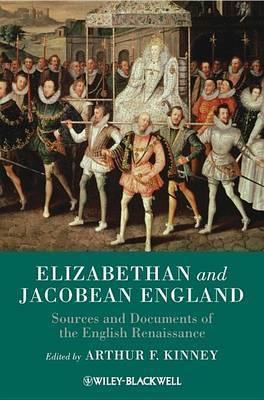 Elizabethan and Jacobean England image