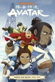 Avatar the Last Airbender: North and South, Part Two by Gene Luen Yang