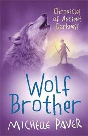 Wolf Brother: 1 by Michelle Paver image